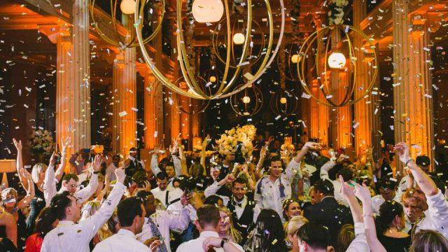 obsluga imprez weselnych przez specjalistyczne firmy